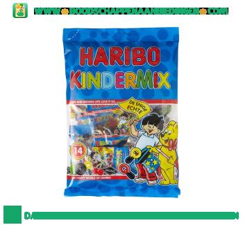 Haribo Kindermix uitdeelzak aanbieding