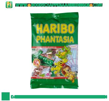 Haribo Phantasia uitdeel aanbieding