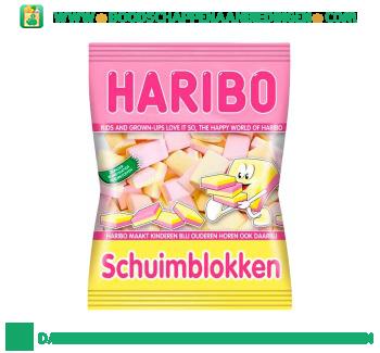 Haribo Schuimblokken aanbieding