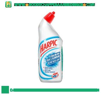 Harpic Toiletreiniger stralend wit aanbieding