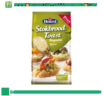Haust Stokbrood toast naturel aanbieding