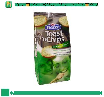 Haust Toast 'n Chips knoflook aanbieding