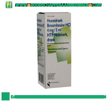 Healthypharm Hoestdrank aanbieding