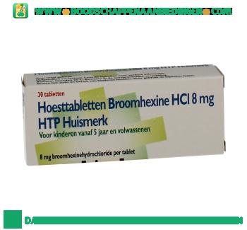 Healthypharm Hoesttablet aanbieding