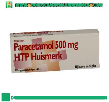 Healthypharm Paracetamol aanbieding