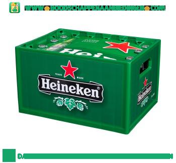 Heineken Krat 24 flesjes 0.30 liter aanbieding