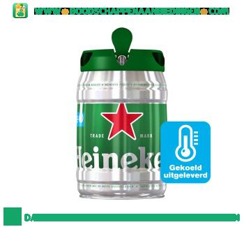 Heineken Tapvat aanbieding