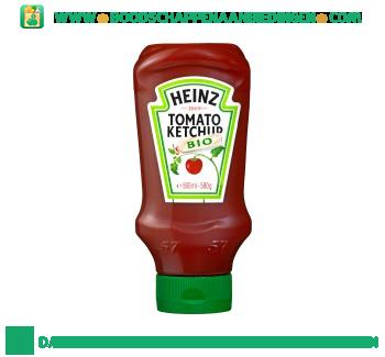 Heinz Biologische tomato ketchup aanbieding