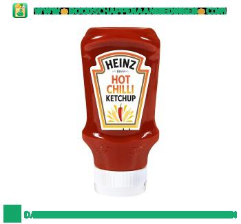 Ketchup hot chili aanbieding
