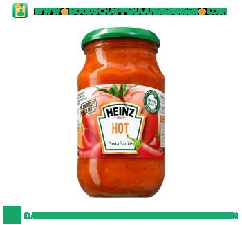 Heinz Pasta sauce hot aanbieding