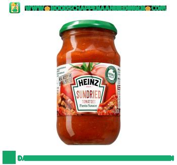 Heinz Pasta sauce sundried tomatoes aanbieding