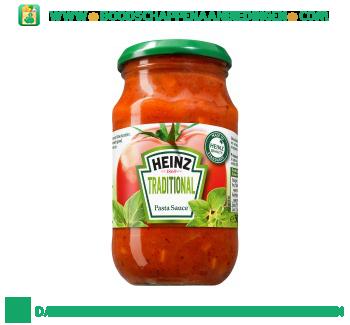 Pasta sauce traditional aanbieding