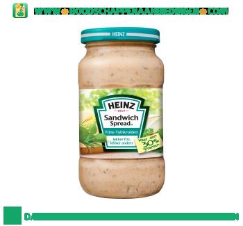 Heinz Sandwichspread fijne tuinkruiden aanbieding