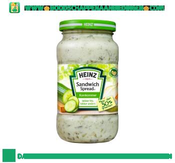 Heinz Sandwichspread komkommer aanbieding