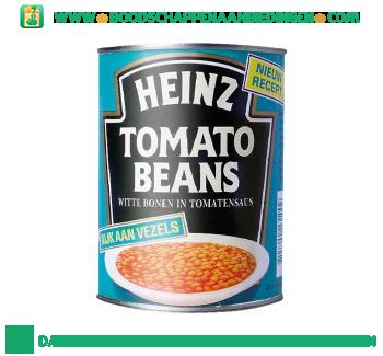Heinz Tomato beans witte bonen in tomaten saus aanbieding