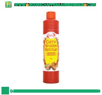 Hela Curry kruiden ketchup aanbieding