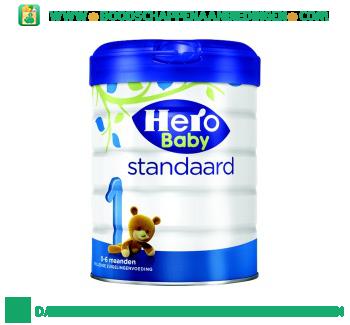 Hero Baby Nutrasense standaard 1 aanbieding