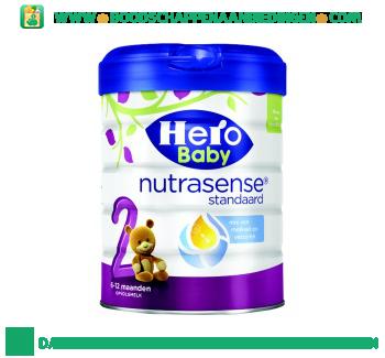 Hero Baby Nutrasense standaard 2 aanbieding