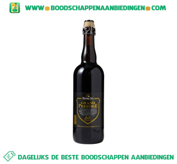 Hertog Jan Grand prestige aanbieding