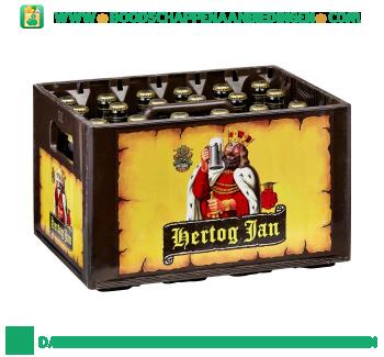 Hertog Jan Krat 24 flesjes 0.30 liter aanbieding