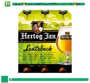 Hertog Jan Lentebock pak 6 flesjes aanbieding
