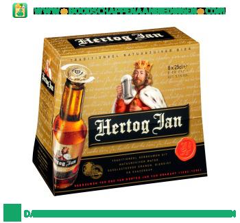 Hertog Jan One way pak 8 flesjes aanbieding