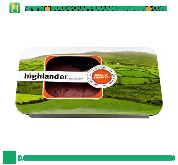 Highlander Biefstuk xxl aanbieding