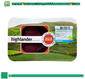 Highlander Kogelbiefstuk aanbieding