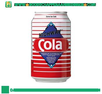 Highway Cola aanbieding