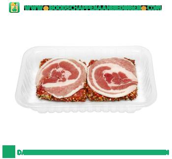 Hmmmburger bacon aanbieding