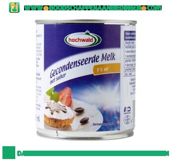 Hochwald Gecondenseerde melk aanbieding
