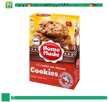 Complete mix voor American cookies aanbieding