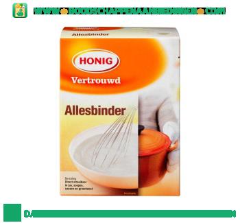 Honig Allesbinder aanbieding