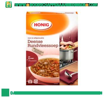 Honig Deense rundvleessoep aanbieding