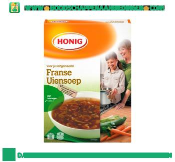 Honig Franse uiensoep aanbieding