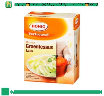 Honig Groentesaus kaas aanbieding