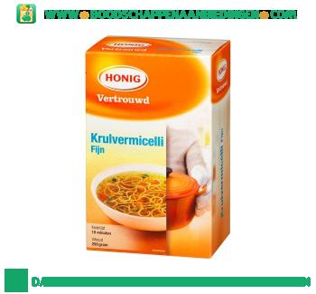 Honig Krulvermicelli fijn aanbieding