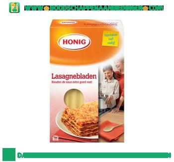 Honig Lasagnebladen aanbieding