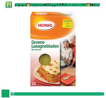 Honig Lasagnebladen verdi aanbieding