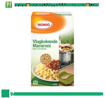 Honig Macaroni vlugkokend aanbieding