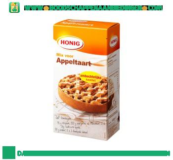 Honig Mix voor appeltaart aanbieding