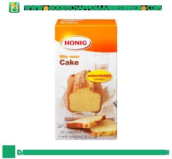 Mix voor cake aanbieding