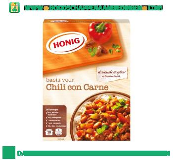 Honig Mix voor chili con carne aanbieding