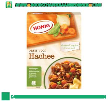 Honig Mix voor hachee aanbieding
