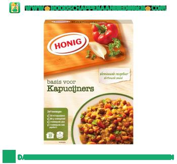 Honig Mix voor kapucijners aanbieding