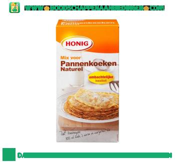 Honig Mix voor pannenkoeken naturel aanbieding