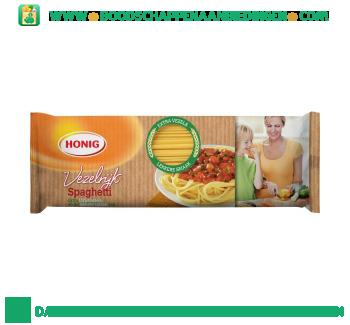 Honig Vezelrijk spaghetti aanbieding