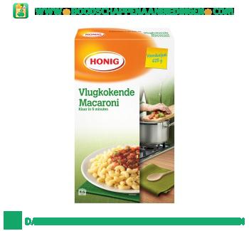 Honig Vlugkokende macaroni aanbieding