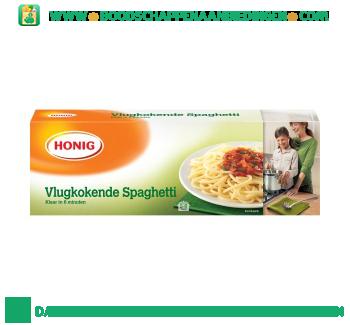 Honig Vlugkokende spaghetti aanbieding
