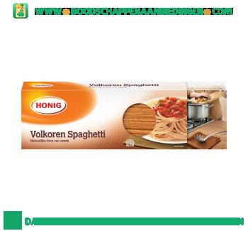 Honig Volkoren spaghetti aanbieding